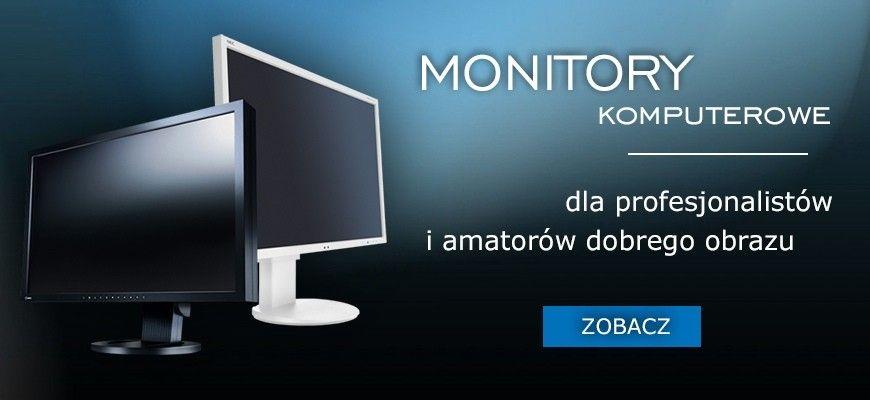 Markowe monitory komputerowe